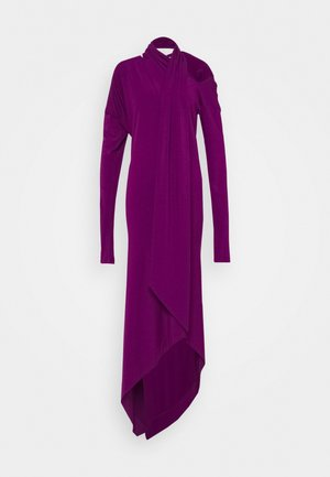 TIMANS DRESS - Maxi dress - purple