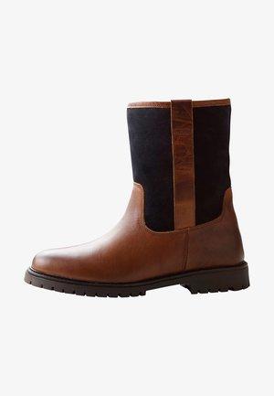 J.CELEGA  - Boots - blue