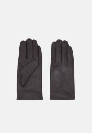 GLOVES - Gloves - brown