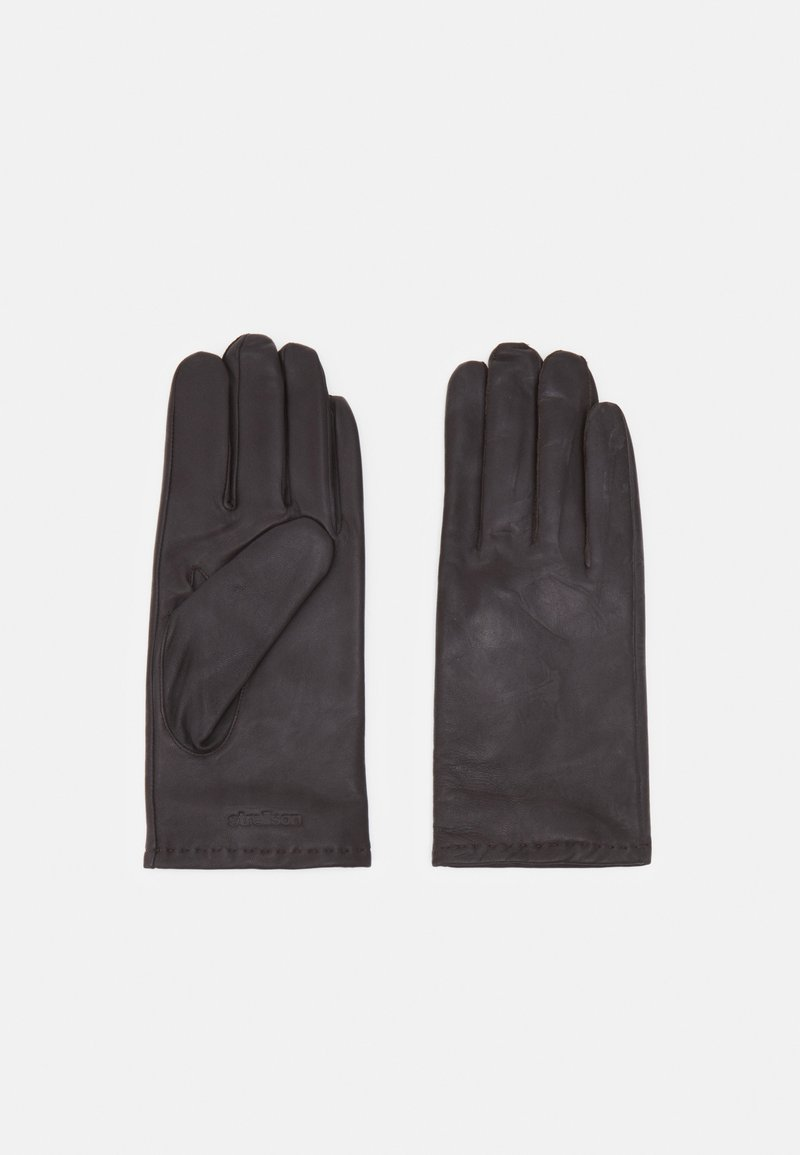 Strellson - GLOVES - Rukavice - brown