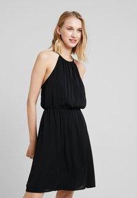 Gina Tricot - ELLY DRESS - Denní šaty - black - 0