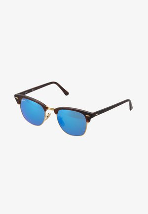 0RB3016 CLUBMASTER - Gafas de sol - brown/blue