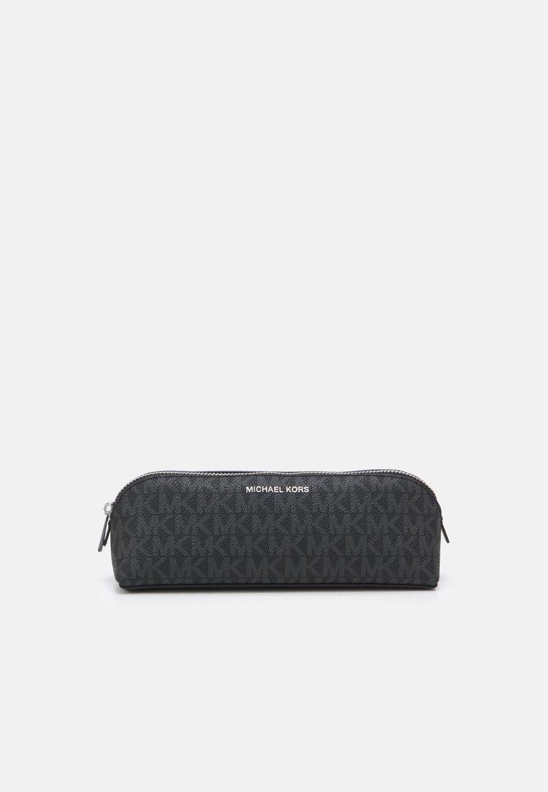 Michael Kors - PENCIL POUCH UNISEX - Pencil case - black