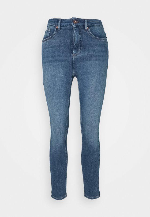 CONTOUR - Jeans Skinny Fit - mid blue