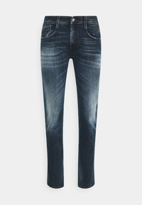 Replay - ANBASS BIO - Slim fit jeans - dark blue - 5