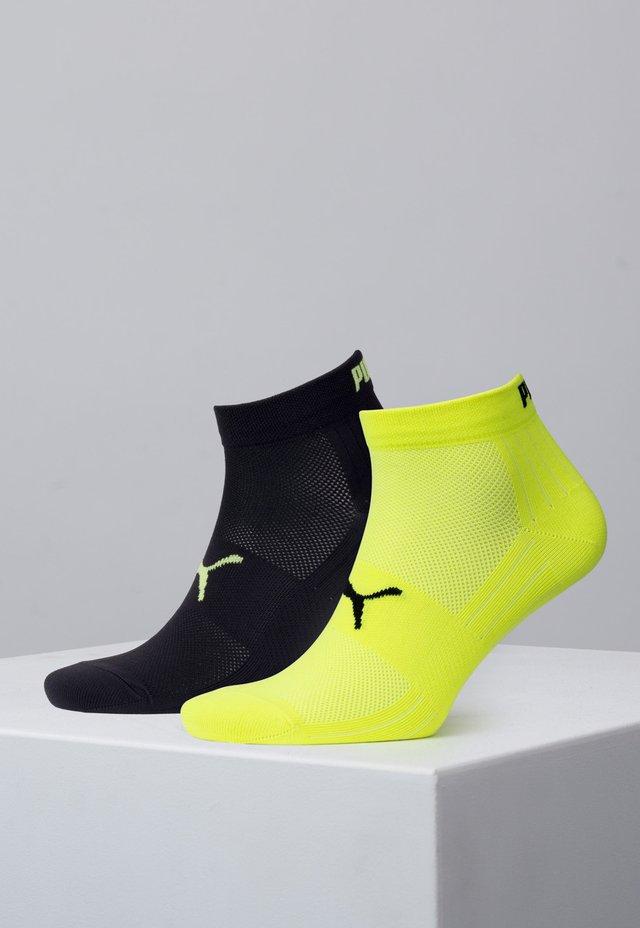 2 PACK - Socks - black/grey/yellow