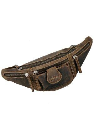 WESTCOAST - Bum bag - braun