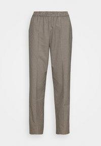ENLAFAYETTE PANTS - Pantalon classique - brown