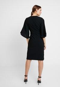 LEXI - REMA DRESS - Cocktail dress / Party dress - black - 3