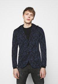 Emporio Armani - Summer jacket - dark blue - 0
