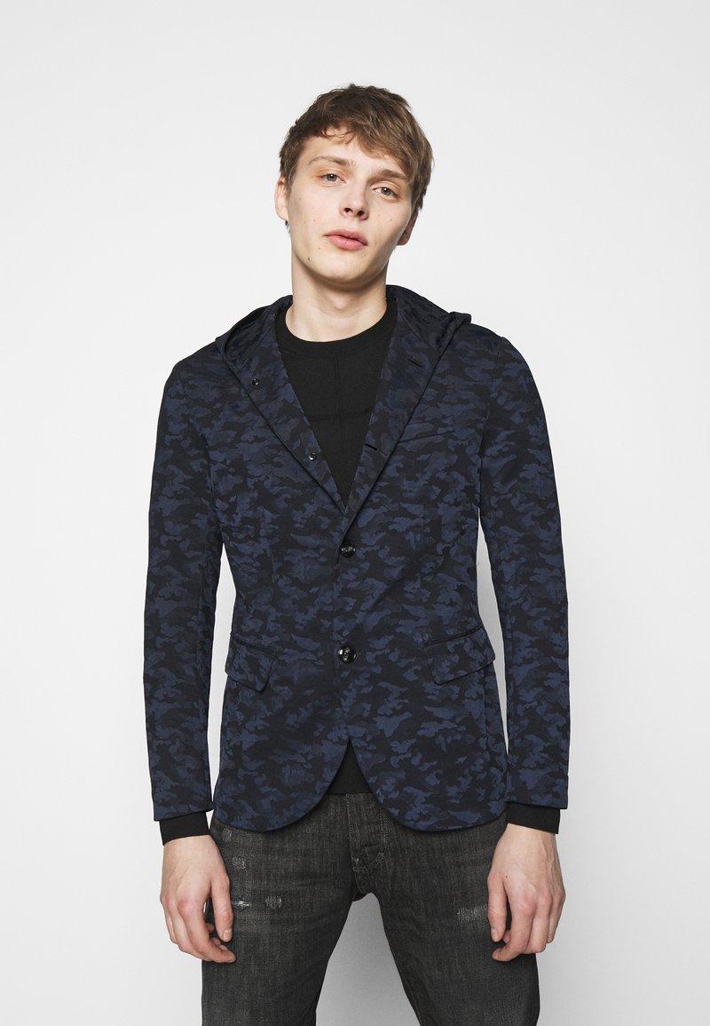 Emporio Armani - Summer jacket - dark blue