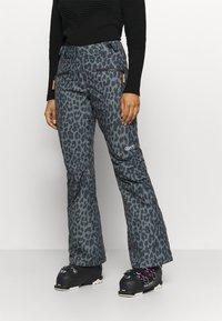 COLOURWEAR - CORK PANT - Snow pants - black - 0