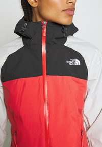 The North Face - STRATOS JACKET - Outdoorjas - cayenn red/tingry/asphalt grey - 6