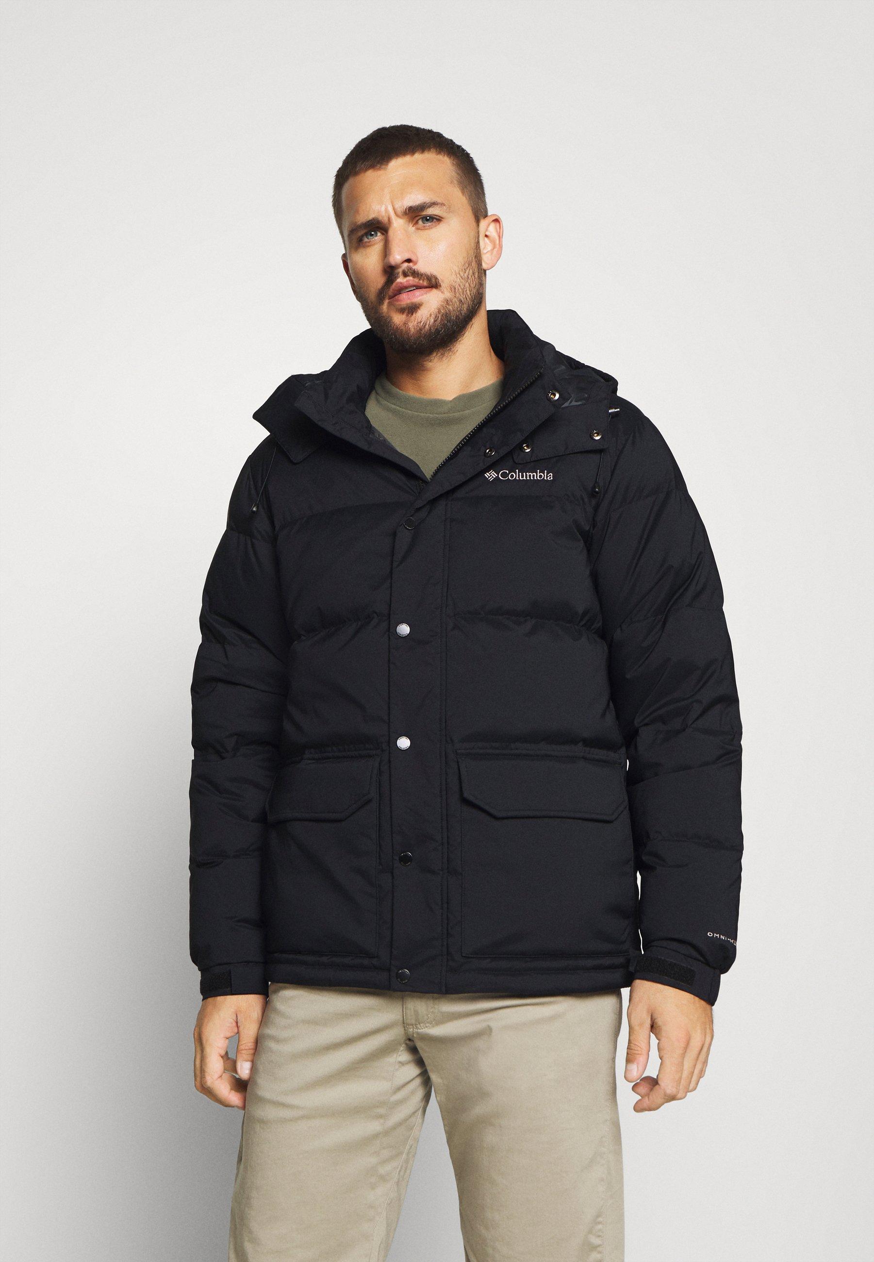 ROCKFALL JACKET Gewatteerde jas black
