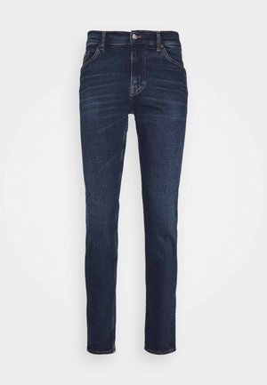 EVOLVE - Slim fit jeans - dark blue
