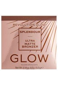 Make up Revolution - SPLENDOUR BRONZER - Bronzer - medium dark - 2