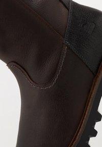 Bullboxer - Winter boots - dark brown - 5