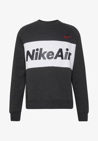 Nike Sportswear - AIR - Collegepaita - black/white/university red - 4