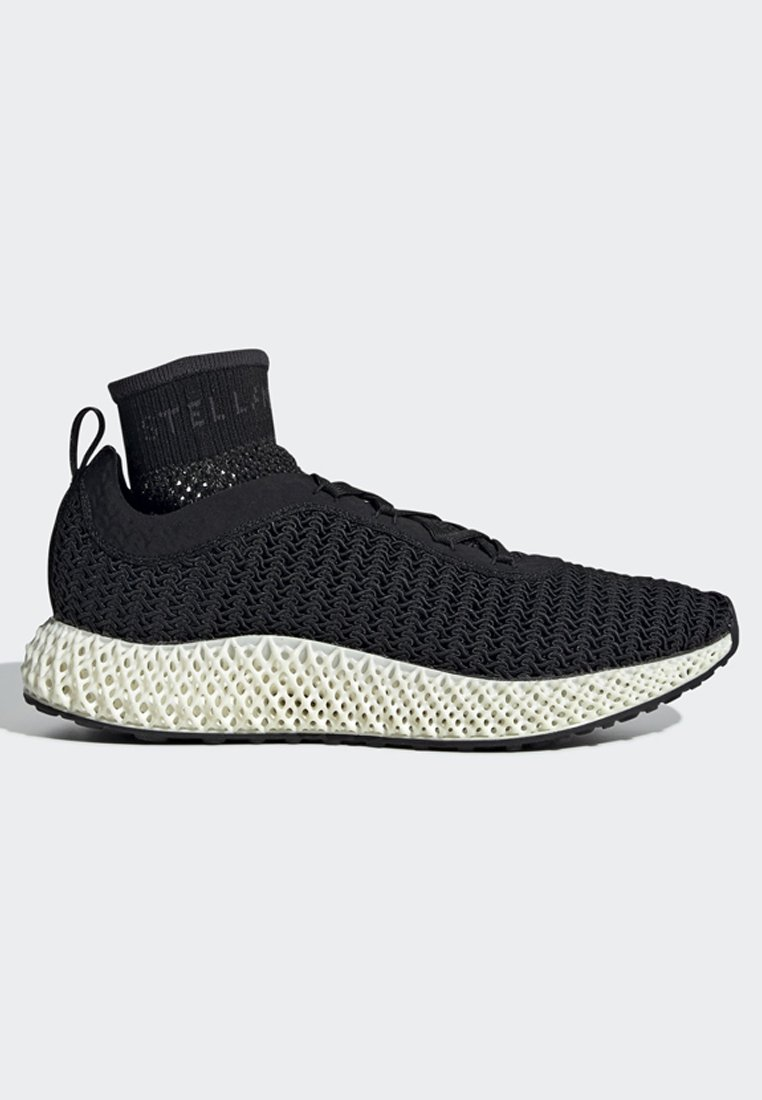 Adidas By Stella Mccartney Alphaedge 4d Shoes - Løbesko Black