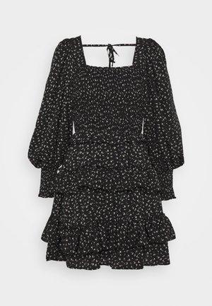 ESTHER DRESS - Day dress - black