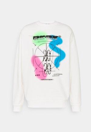 CIRCLE UNISEX - Sweatshirt - off-white