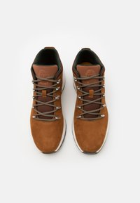 Timberland - SPRINT TREKKER MID - Lace-up ankle boots - rust - 3