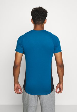 EVOSTRIPE  - Basic T-shirt - digi blue