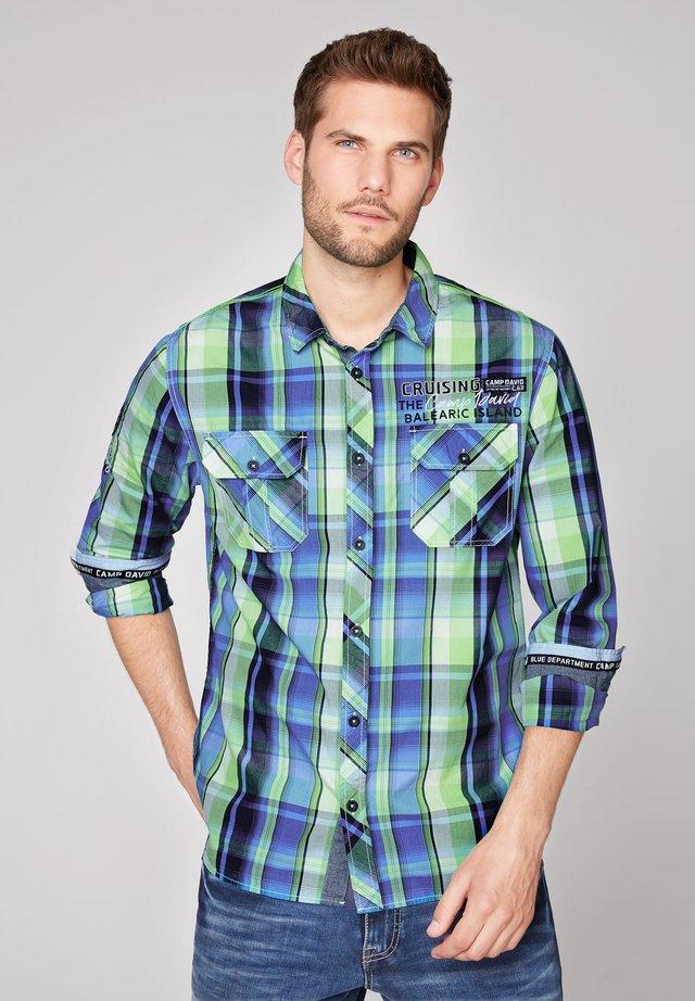 Shirt - neon green