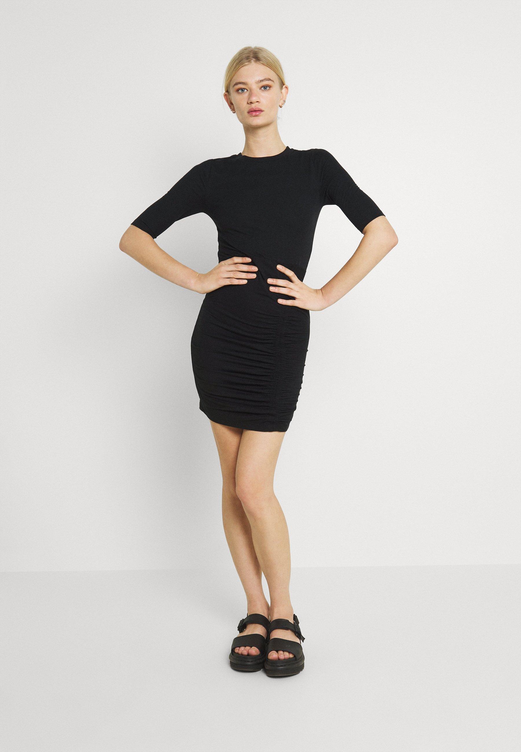 Women NMLINE SHORT DRESS - Jersey dress