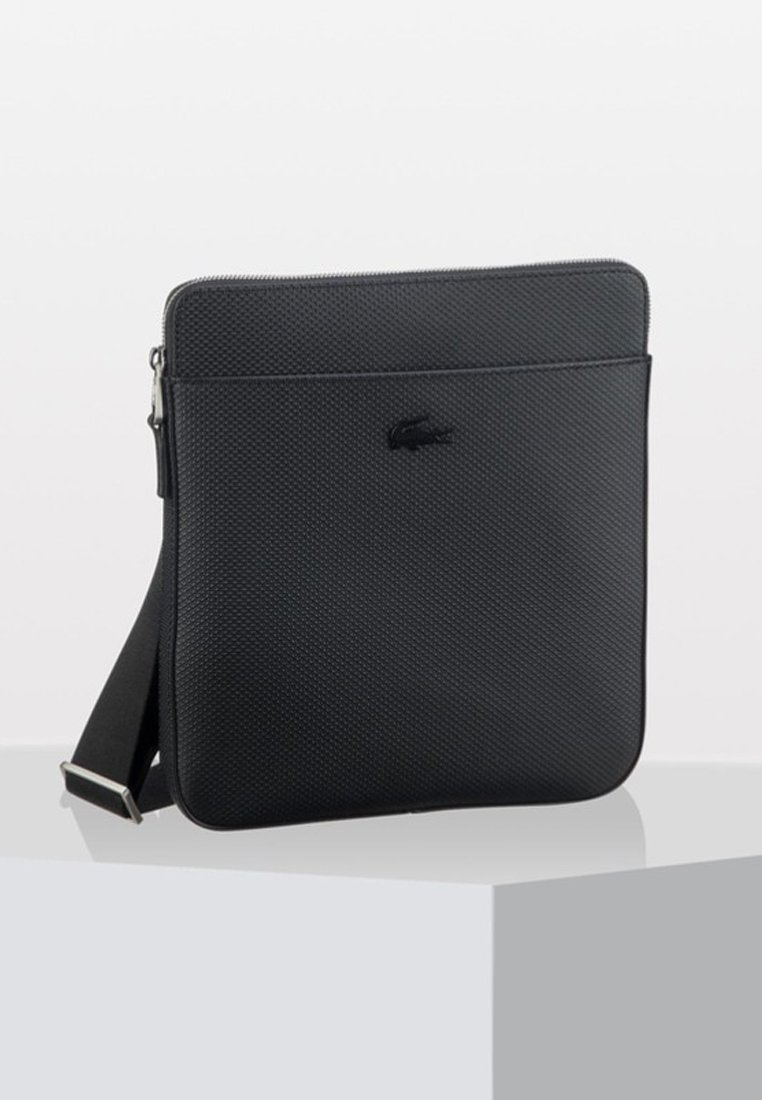 Lacoste - CHANTACO - Camera bag - black