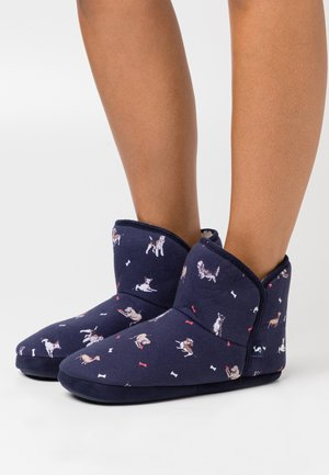 CABIN - Slippers - navy