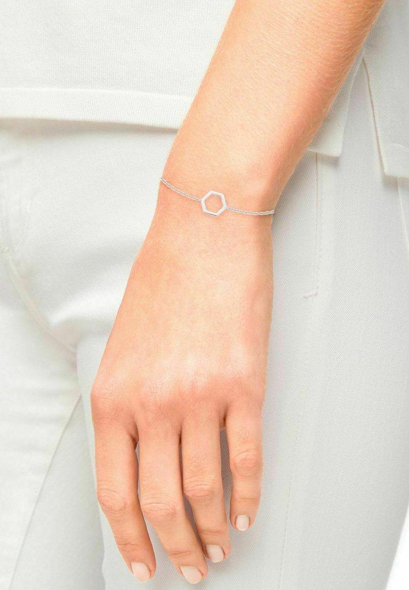 s.Oliver - Bracelet - silver-coloured