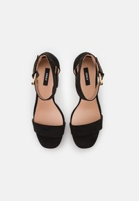 ONLY SHOES - ONLAERIN - High heeled sandals - black - 5