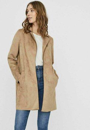 NMSUE COATIGAN - Short coat - light brown