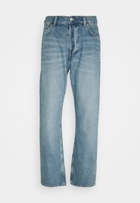 Weekday - SPACE STRAIGHT - Jeans bootcut - seven blue - 0
