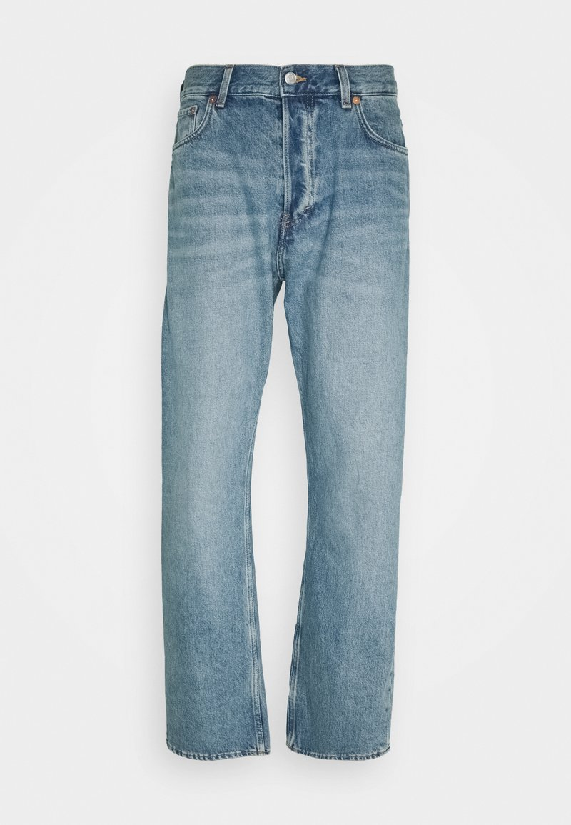 Weekday - SPACE STRAIGHT - Jeans bootcut - seven blue