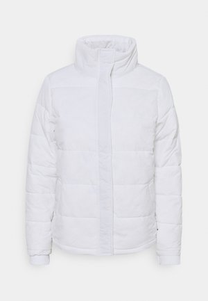 THE MOTHER PUFFER - Winter jacket - white
