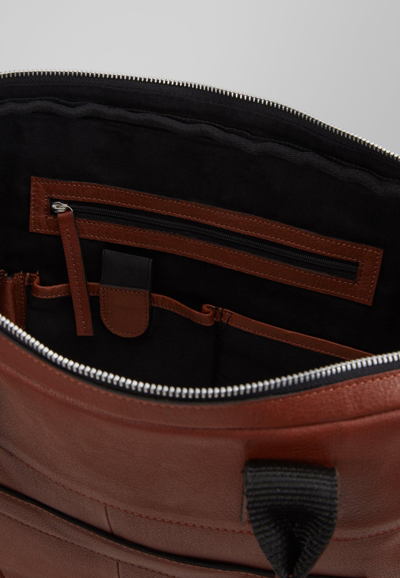 Still Nordic LUKE CLEAN BRIEF ROOM - Stresskoffert - brown/brun EY12UIk6rpWyIsX