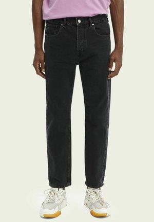 Straight leg jeans - satellite