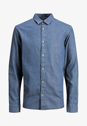 COMFORT FIT DENIM - Shirt - light blue denim