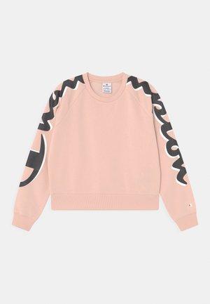 CREW NECK UNISEX - Bluza - pink