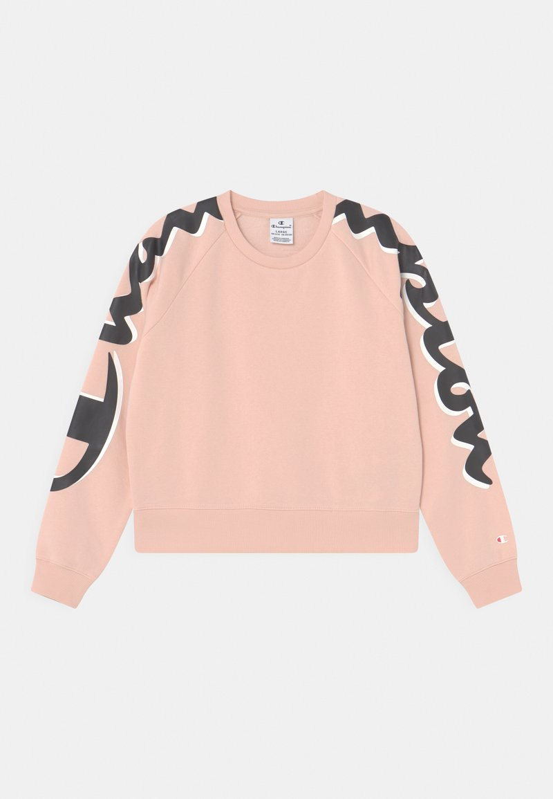 Champion - CREW NECK UNISEX - Sudadera - pink