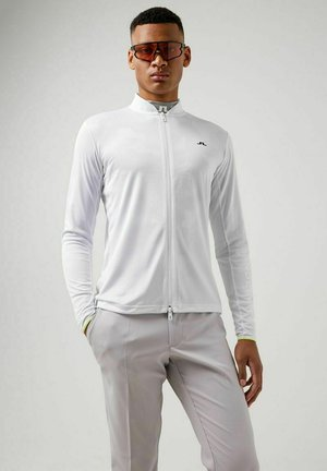 ALEX MID LAYER - Training jacket - white