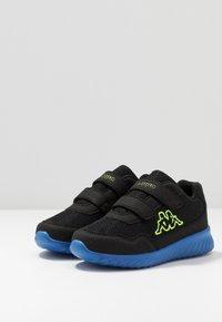 Kappa - CRACKER II - Scarpe da fitness - black/blue - 3