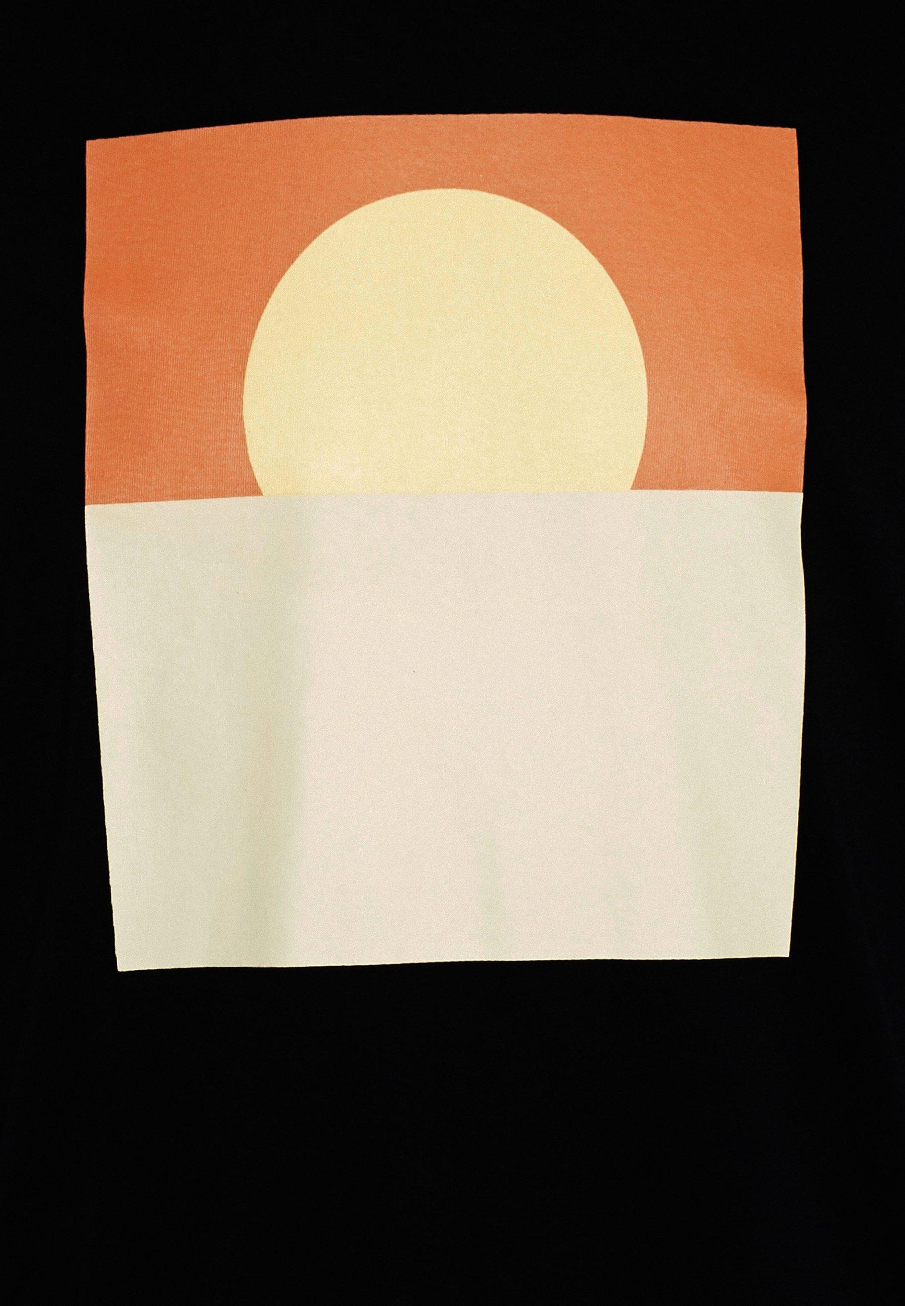 Men GRAPHIC SUNSET - Print T-shirt
