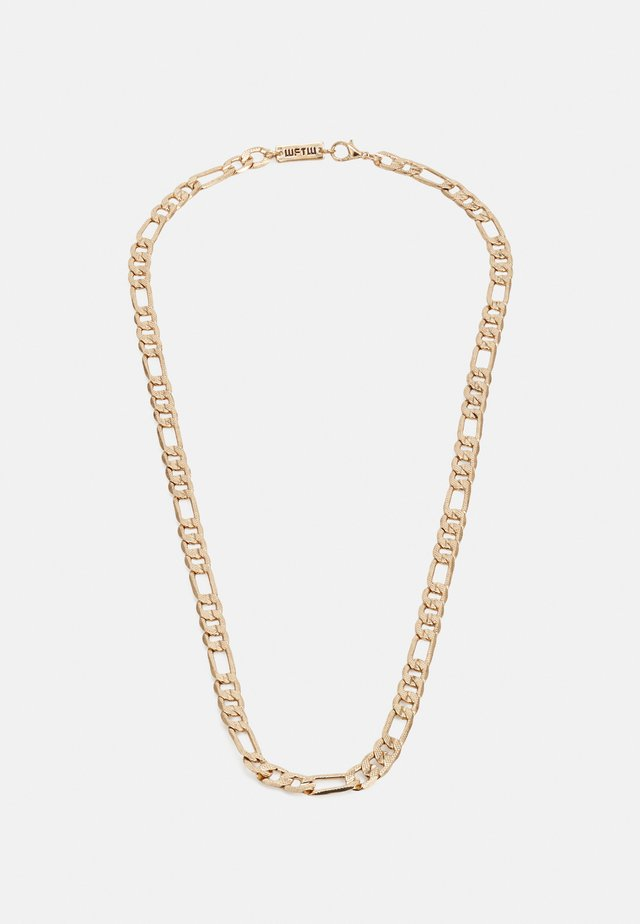 FREERIDER CHAIN NECKLACE - Collana - gold-coloured