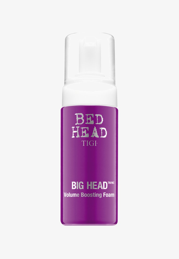 Tigi - BED HEAD BIG HEAD VOLUME BOOSTING FOAM - Hair styling - -
