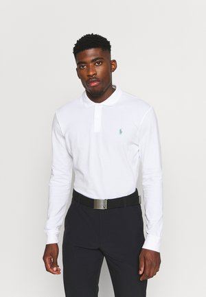 LONG SLEEVE - Poloshirt - white