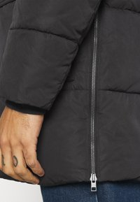 Tommy Jeans - CASUAL PUFFER - Winter coat - black - 6