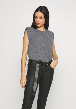 IMMA - Print T-shirt - grey